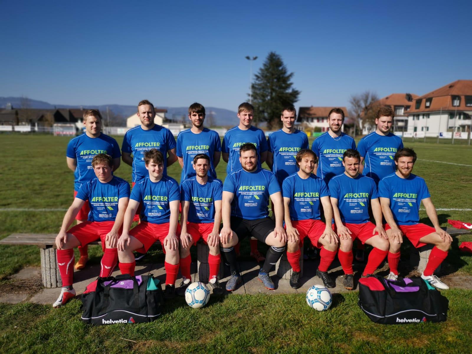 Matchvorschau: Türkischer SC Solothurn – 2. Mannschaft