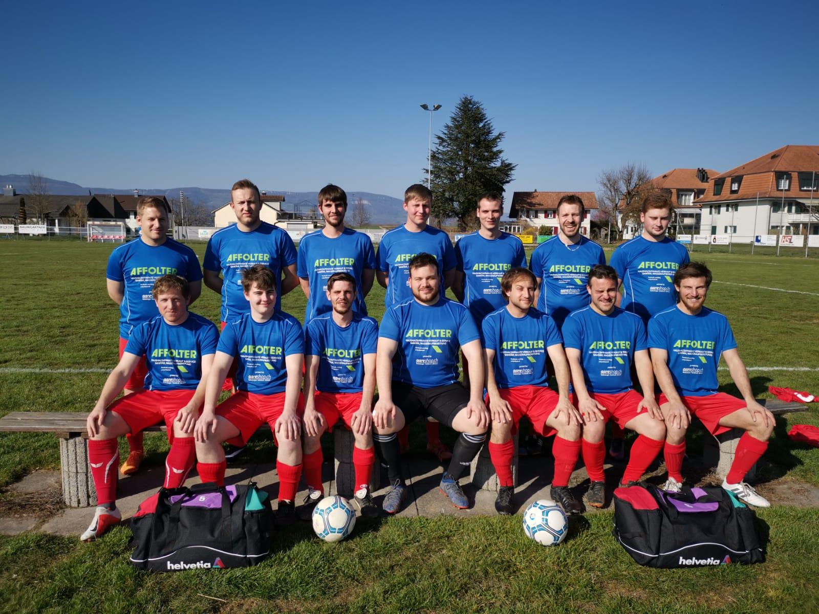 Matchvorschau: 2. Mannschaft – FC Zuchwil