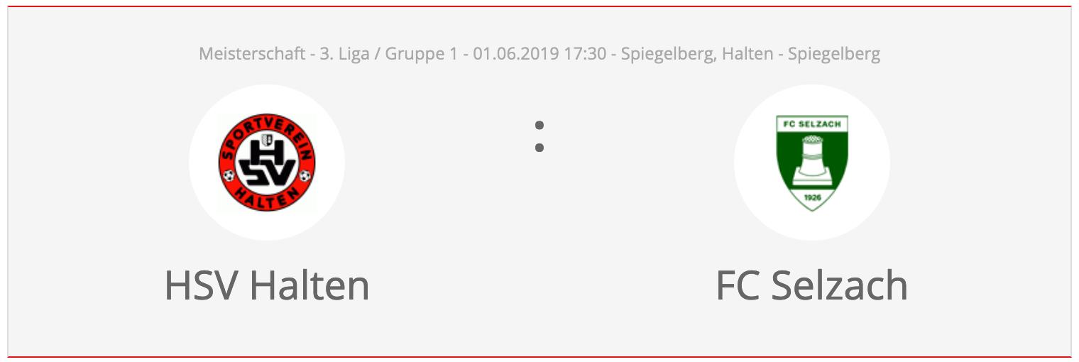 Matchvorschau: 1. Mannschaft – FC Selzach