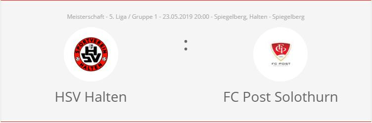 Update: HSV gewinnt Forfait